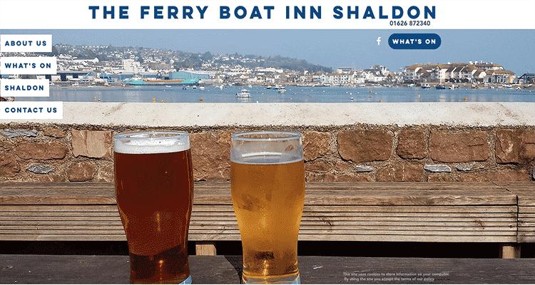 the ferry boat inn shaldon devon