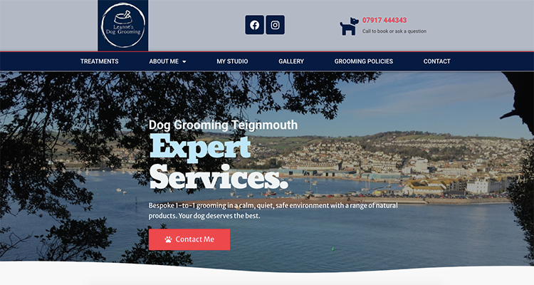 web design exeter